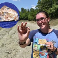 Texas Mom Scores 3.72-Carat Yellow Diamond at Crater of Diamonds Park in Arkansas