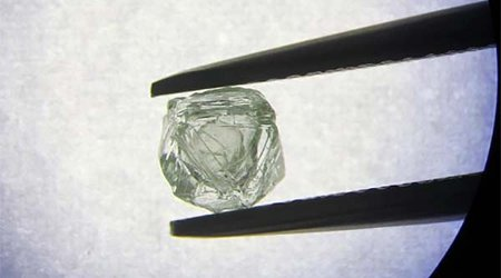 Alrosa Scientists Verify Discovery of the World's First Diamond-in-a-Diamond