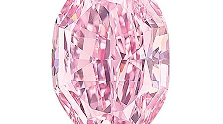 Alrosa's 14.83-Carat Pink Diamond — 'The Spirit of the Rose' — Could Be a Record Setter