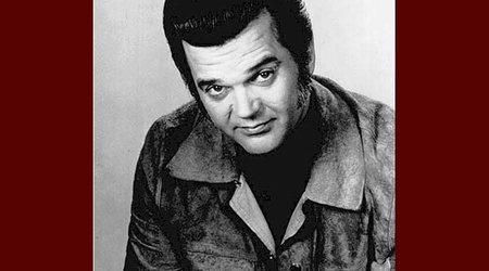 Music Friday: Conway Twitty Reveals Wedding Ring Fantasy in 'It's Only Make Believe'
