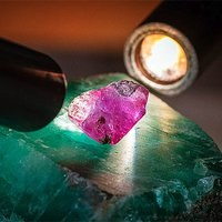 Birthstone Feature: Rare Alexandrite Looks Like an 'Emerald by Day and Ruby by Night'