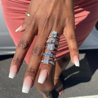 Atlanta Man Pops the Question With Five Different Engagement Rings