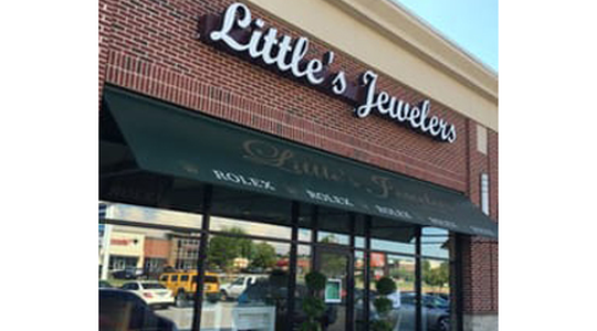 Little's Jewelers - The Columns